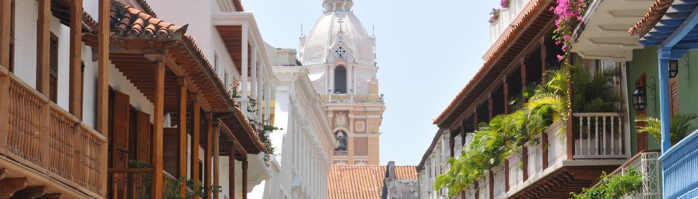 Kolumbien Bolivar Cartagena 4