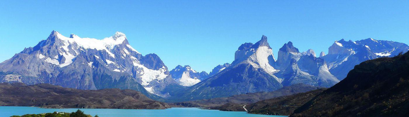 Chile Torres del Paine Ausblick Aroma1