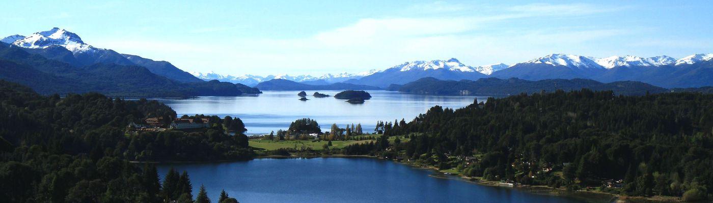 Argentinien Bariloche LagoNahuelHuapi Aroma