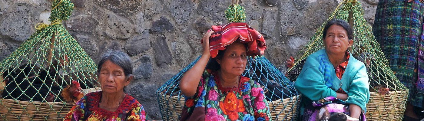 Guatemala Frauen