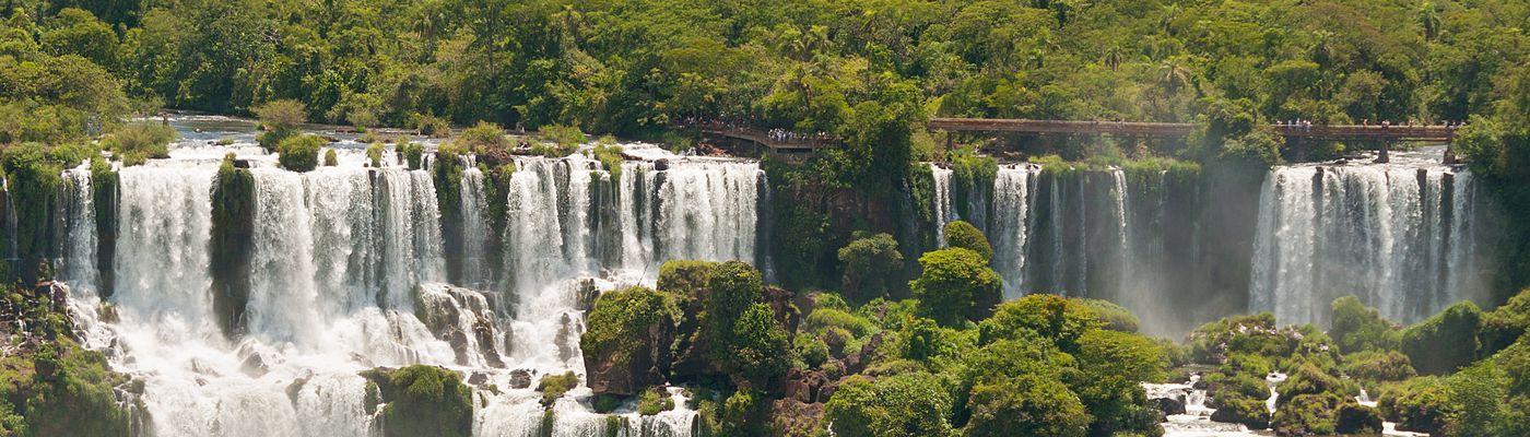 Papaya Tours - Bezaubernde Wasserfälle von Iguazú