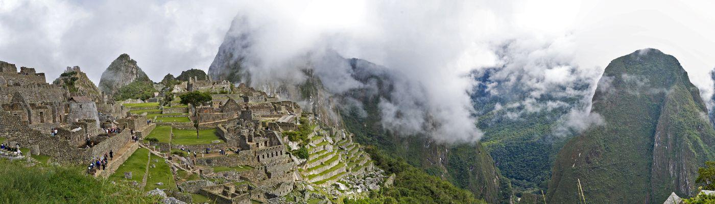 Peru Bolivien Chile Rundreise - Machu Picchu