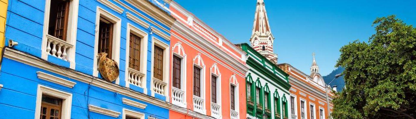 Kolumbien Bogota