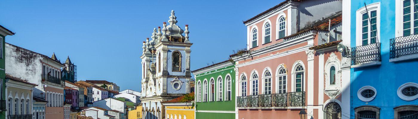 Brasilien Salvador de Bahia Pelourinha