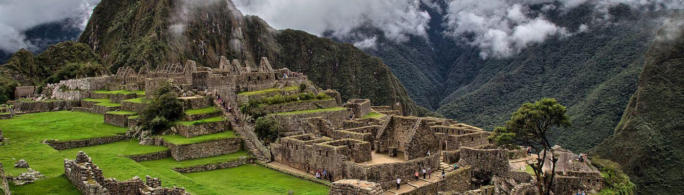 Peru Inka machupicchu