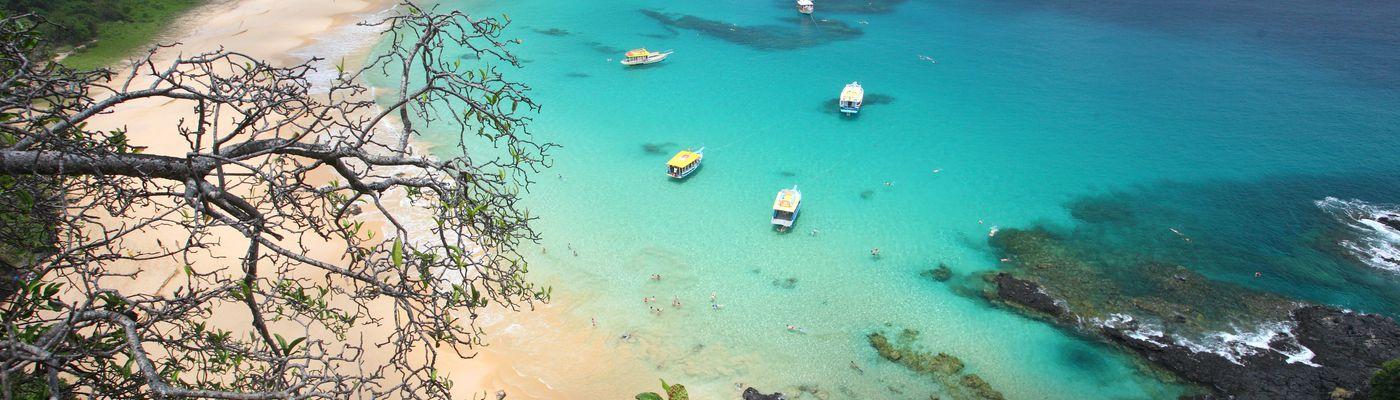 Brasilien Strand Pernambuco