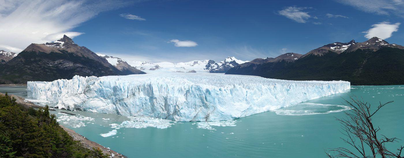 agrentinien gletscher