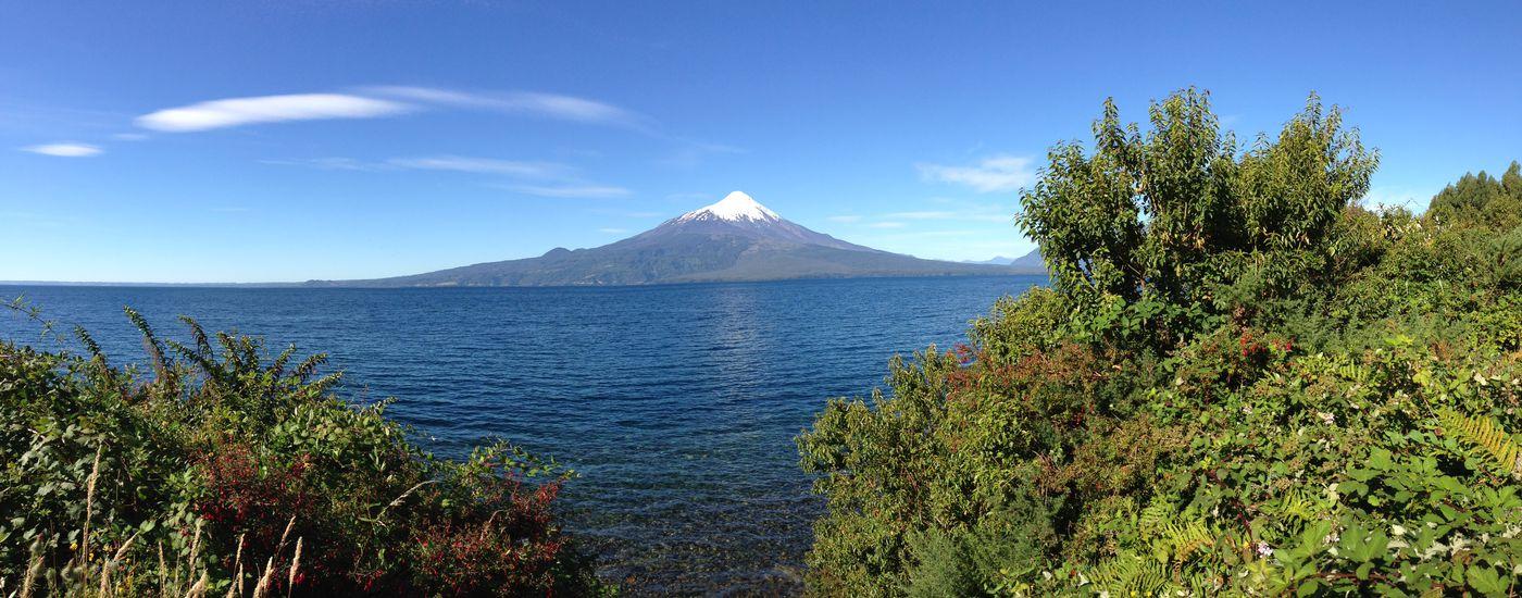 chile llanquihue vulkan osorno