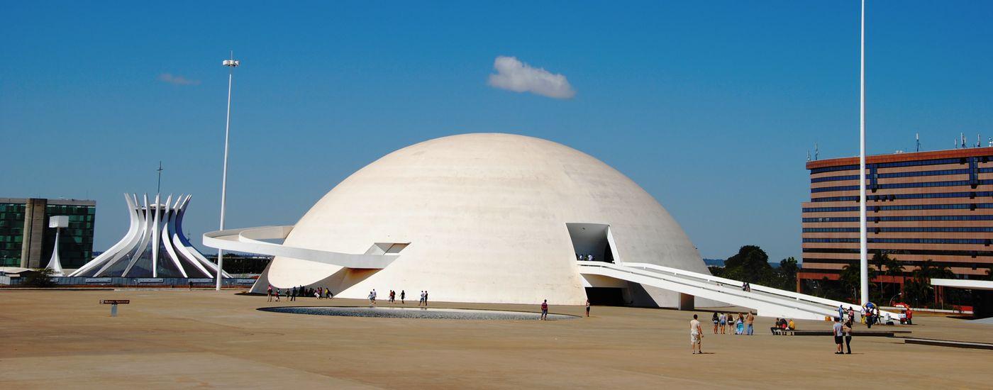 brasilien brasilia nationalmuseum