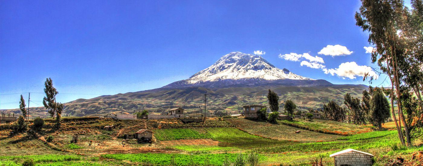 ecuador chimborazo vulkan SbCBziG