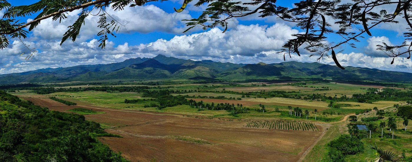 Das Tal der Zuckermühlen in Kuba