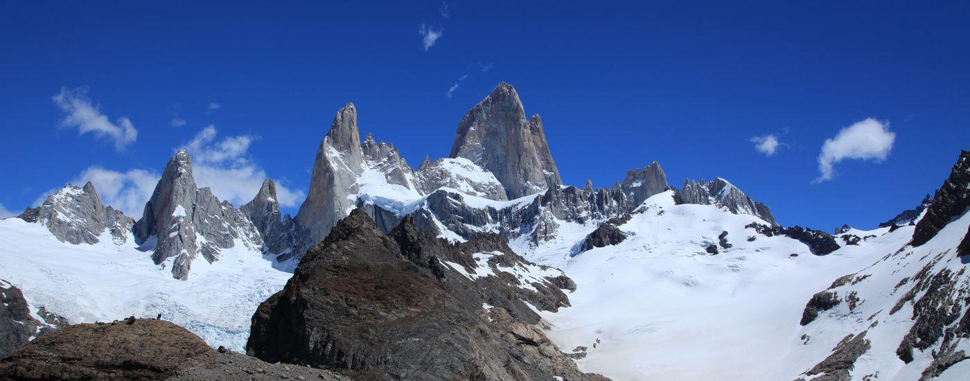 argentinien fitzroy panorama