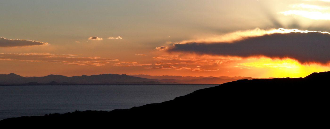 Bolivien Titicacasee