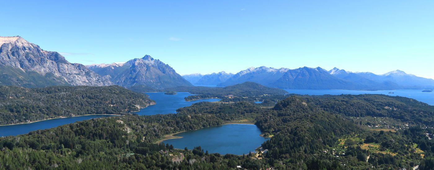 argentinien bariloche landschaft