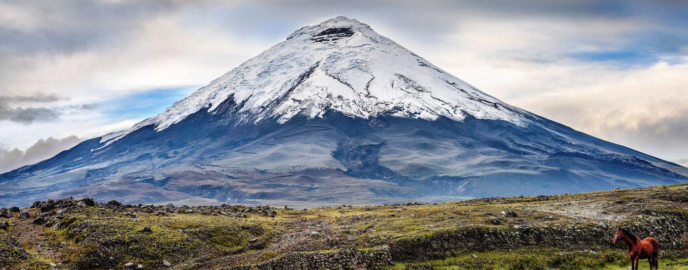 ecuador cotopaxipanorama