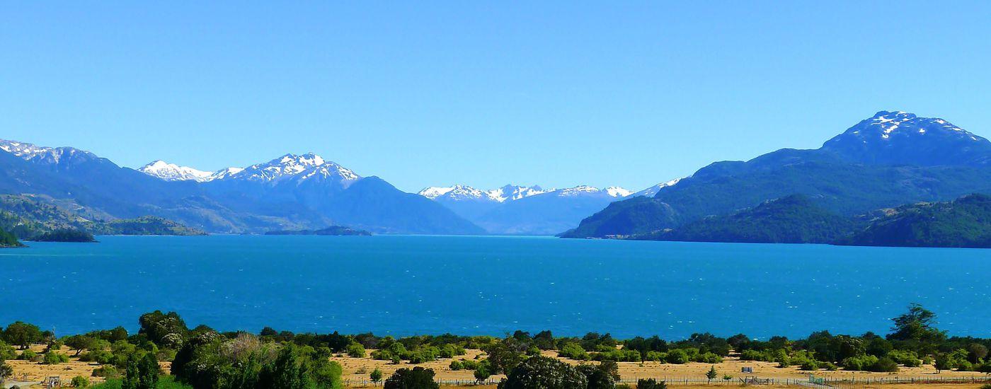 chile patagonien zugeschnitten