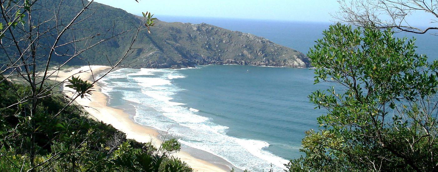 Brasilien Florianopolis Küste Aromabild