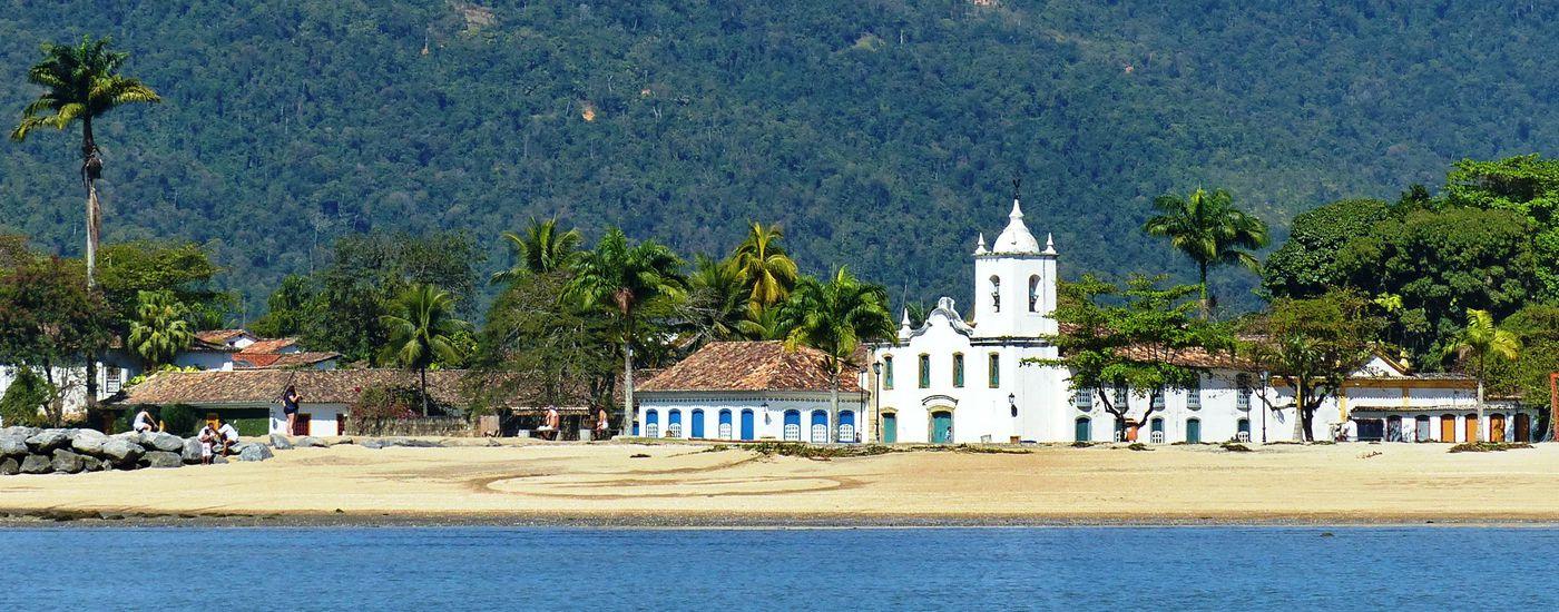 Brasilien Paraty Aromabild