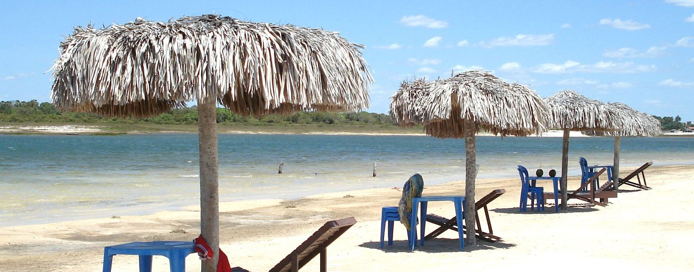 Brasilien Jericoacoara Strand Aromabild