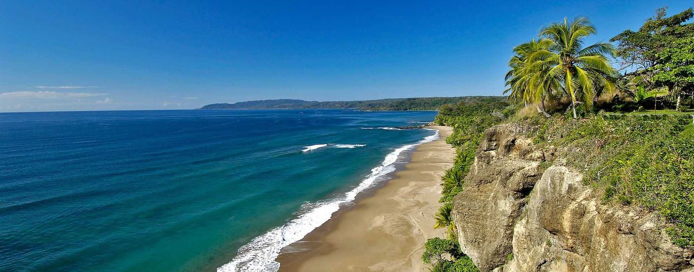 Costa-Rica-Playa-Tambor-Strand