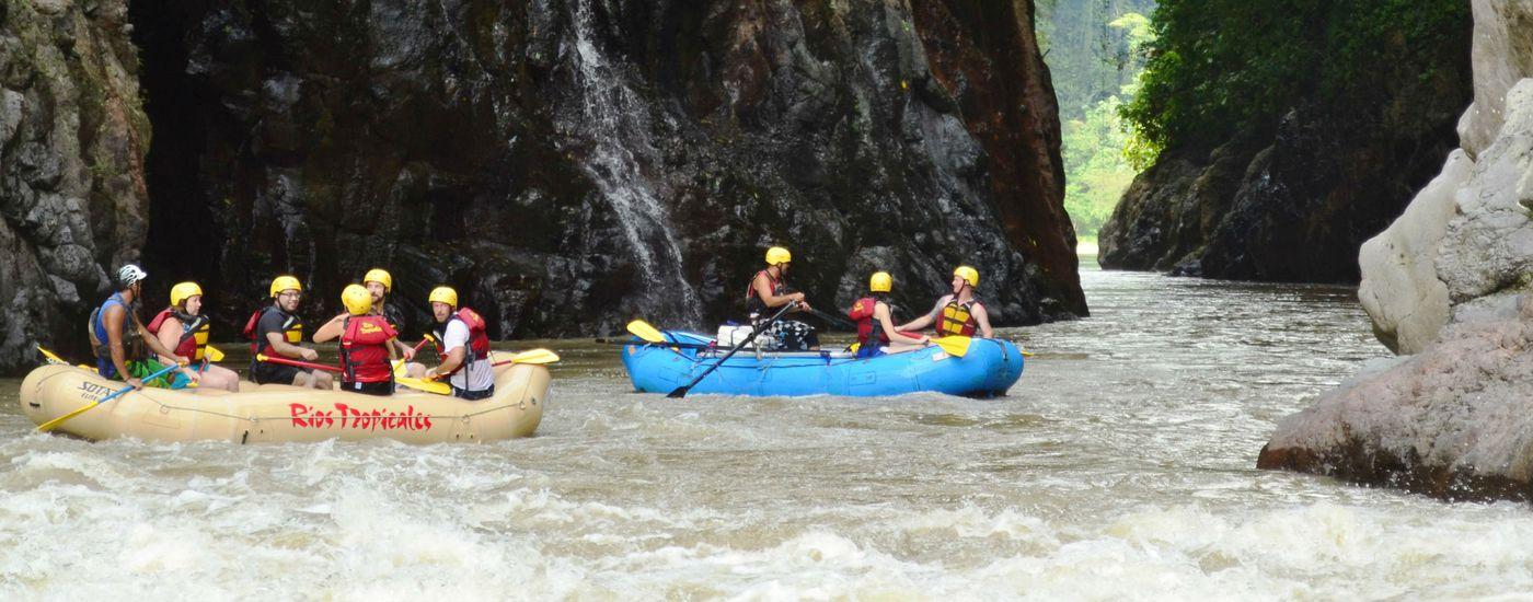 CR RaftingPacuare Aroma