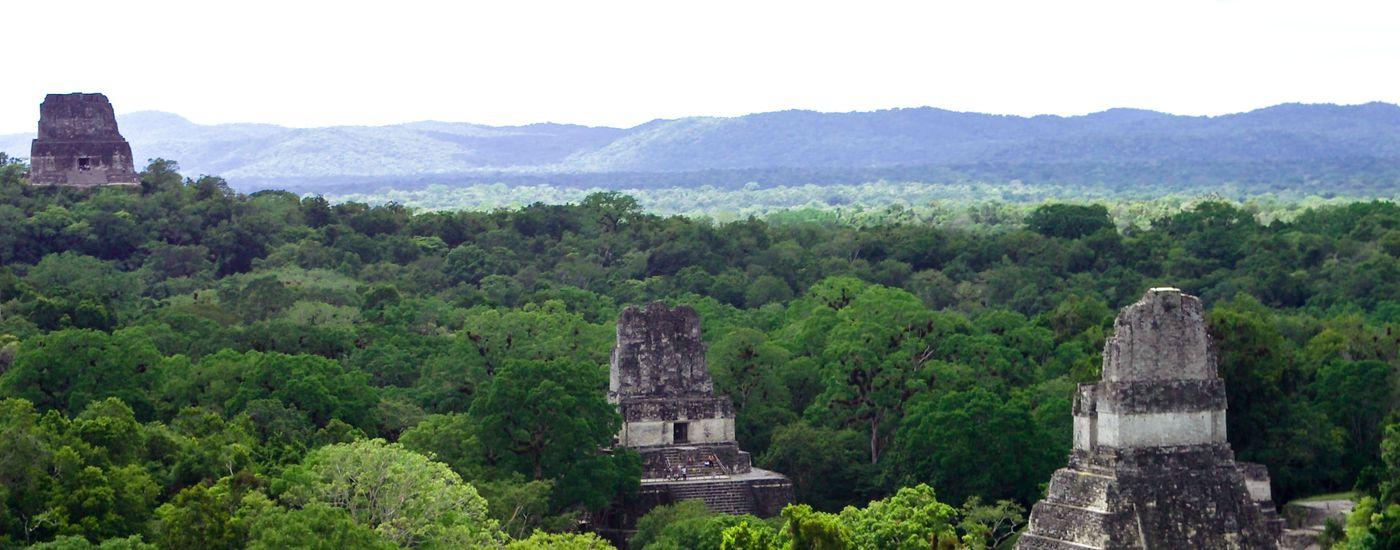 Guatemala Tikal Aromabild