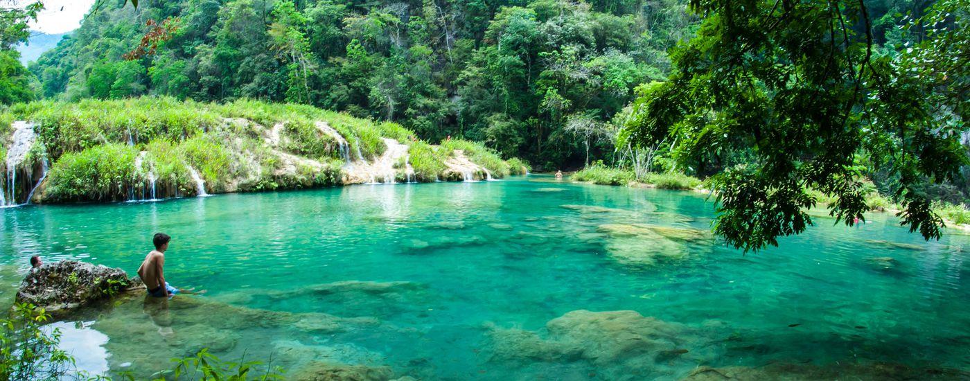 Guatemala Semuc Champey Aromabild 1