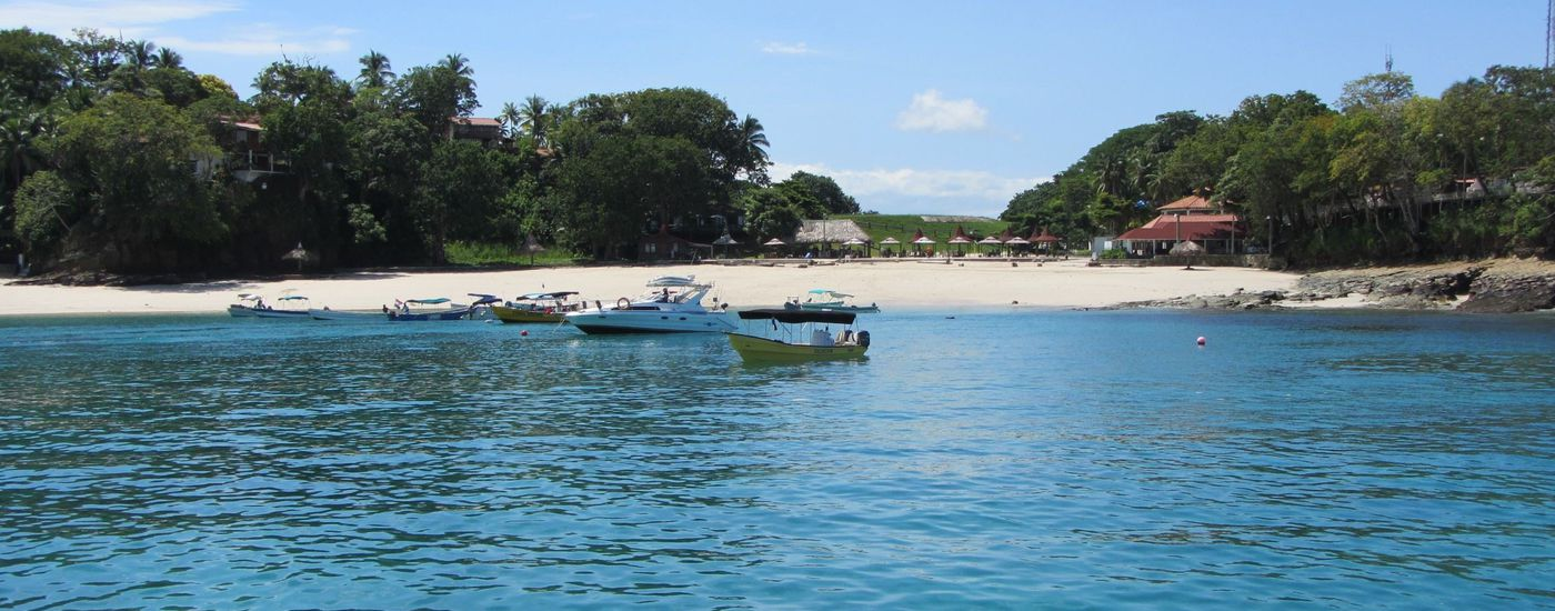 Panama Isla Contadora Strand