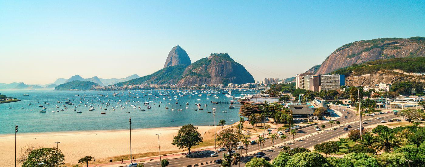 Brasilien Rio de Janeiro Stadt