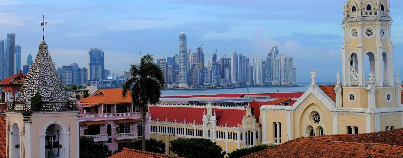 Panama Panama Citiy aromabild