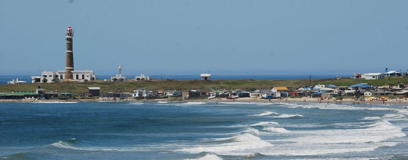 Uruguay La Paloma Küste