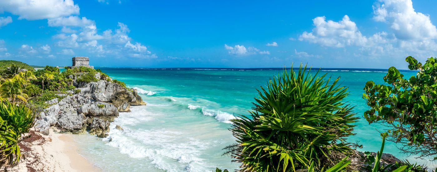 Mexiko Reisen Rundreise Yucatan Tulum