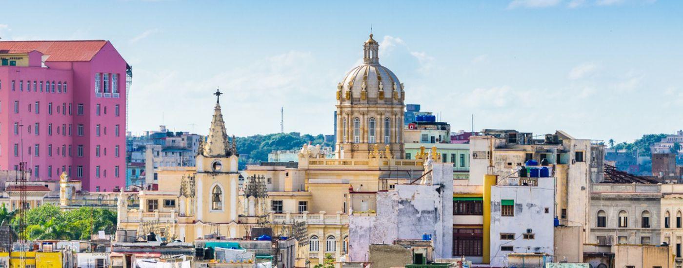 Kuba Havanna Skyline iStock 9059964661