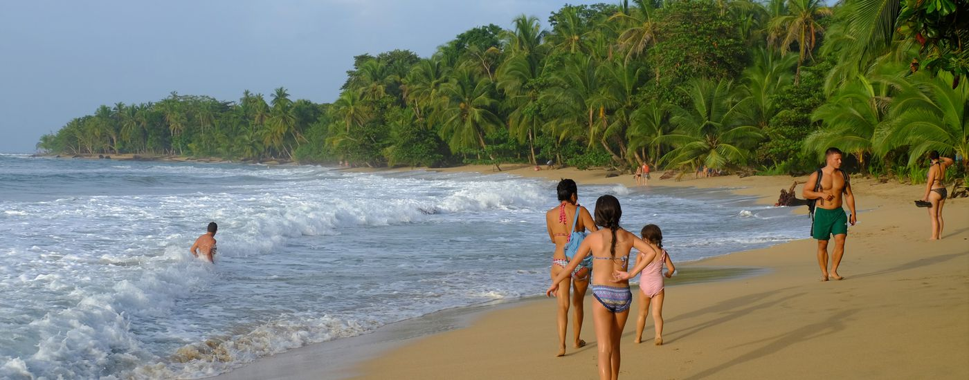 Costa Rica Strand Karibik
