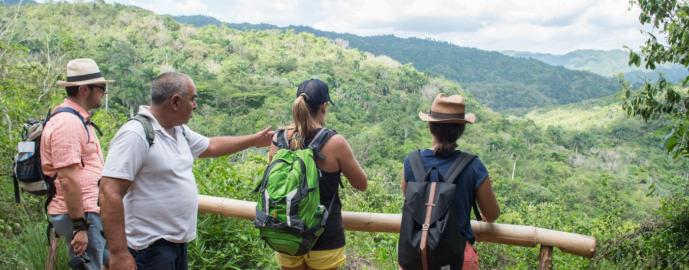 Kuba-Wanderung- Aromabild