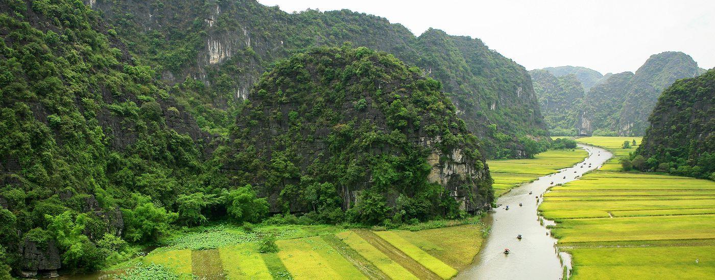 Vietnam Kambodscha Gruppenreise