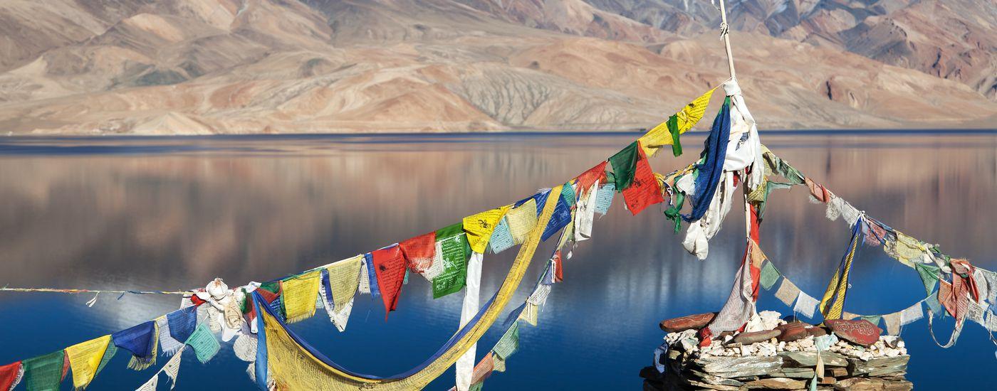Indien Ladakh Tso Moriri