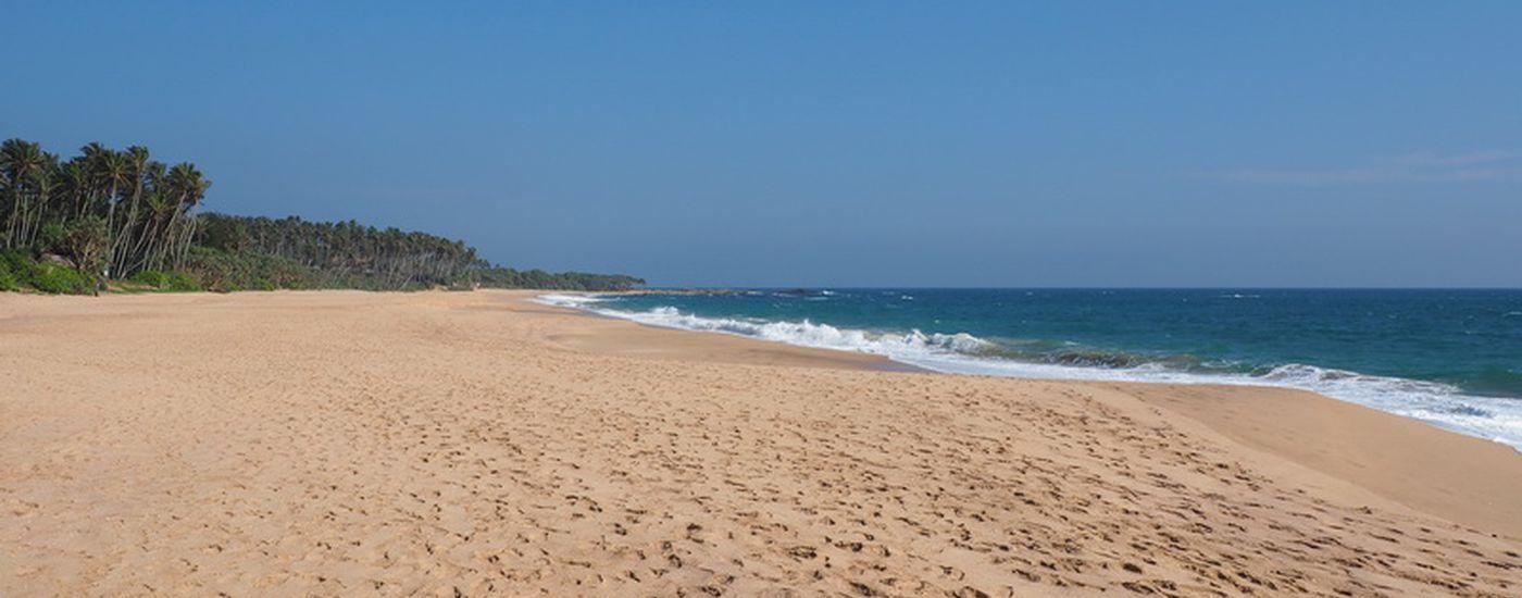 srilanka tangalle strand