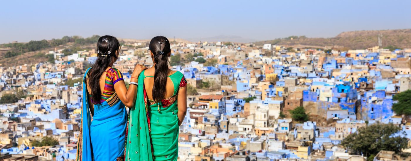 Indien Jodhpur Frauen Einheimische Header (1)