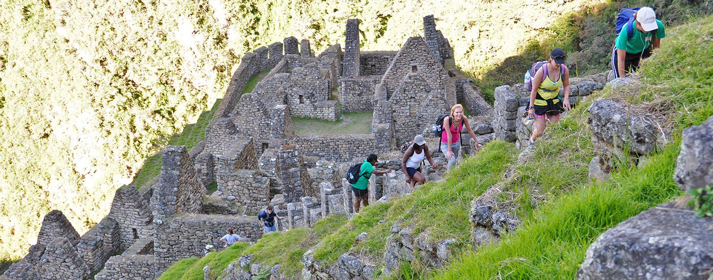 peru inka trail 4 tage trekking