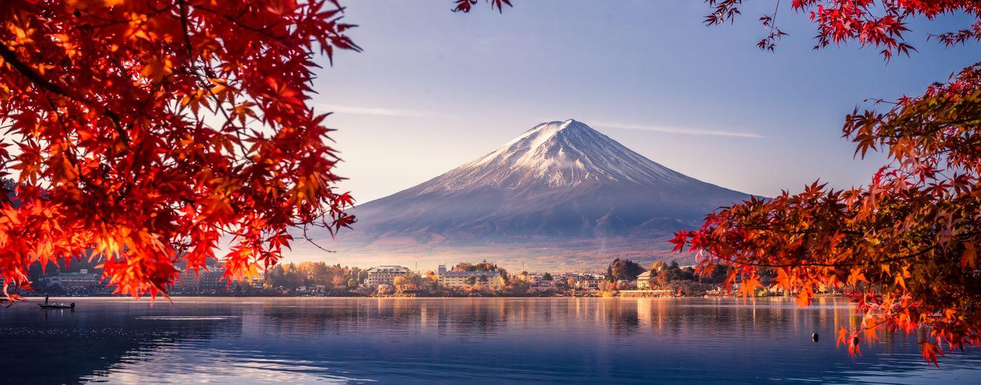 Japan Reise Fujisan iStock 900745530