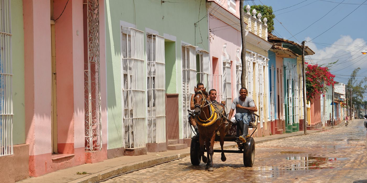 kuba trinidad kutsche