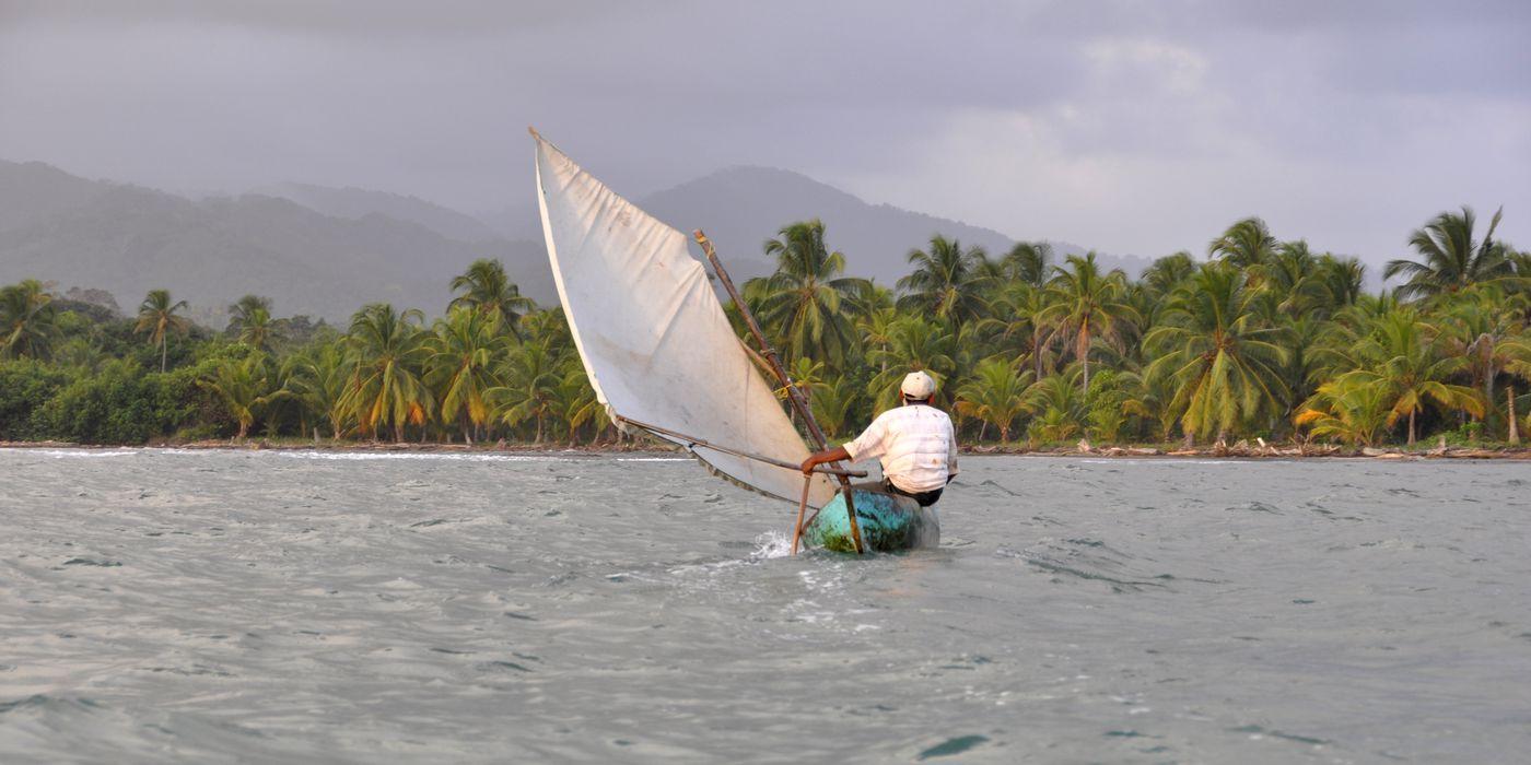 Panama San Blas Boot