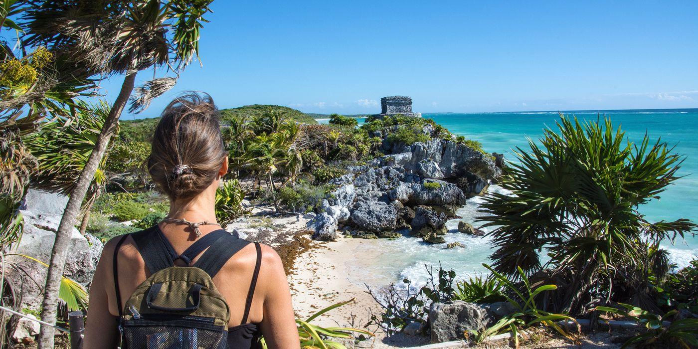 Mexiko Rundreisen Tulum Yucatan Maya
