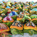 Nicaragua solentiname Kunst2