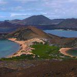 Galapgos Isabela Landschaft