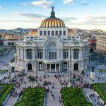 Mexiko Stadt Zocalo