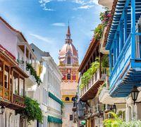 Kolumbien Reisen und Rundreisen - Cartagena Altstadt