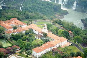 Brasilien Iguazu Wasserfall iStock 488388458