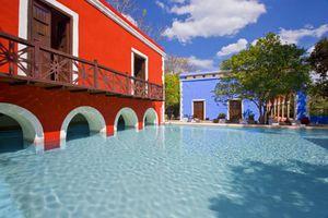 Mexiko Celestún